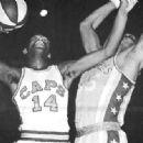 Dodge City Conquistadors basketball players
