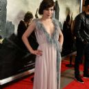 Milla Jovovich – 'Resident Evil: The Final Chapter' Premiere in Los Angeles January 24, 2017 - 454 x 681