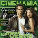 Ryan Reynolds, Blake Lively - Cinemanía Magazine Cover [Mexico] (September 2010)