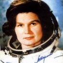 Valentina Tereshkova - 454 x 566