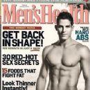 Sean Faris - Men's Health Magazine Cover [United States] (February 2010)