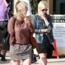 Kate Bosworth was spotted out shopping the day away in Beverly Hills on Monday (October 19).