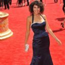 Lisa Edelstein - 61st Primetime Emmy Awards Held At The Nokia Theatre On September 20, 2009 In Los Angeles, California
