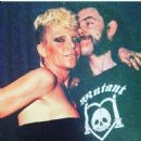 Wendy O. Williams and Lemmy Kilmister