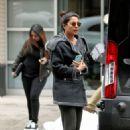 Priyanka Chopra on the set of 'Quantico' in New York - 454 x 681
