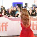 Jessica Chastain – Woman Walks Ahead premiere at the 2017 Toronto IFF - 454 x 302