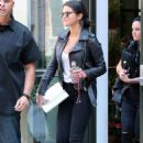 Selena Gomez In Tights Out In Nyc