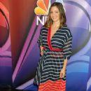 Bianca Kajlich 2015 Nbc Upfront Presentation In Nyc