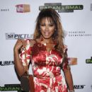 """Traci Bingham - """"Celebrity Paranormal Project"""" Launch Party, Oct 1 2006"""