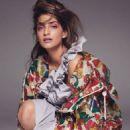 Sonam Kapoor - Elle Magazine Pictorial [India] (January 2018) - 454 x 686