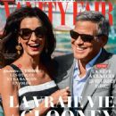 George Clooney and Amal Alamuddin - 454 x 600