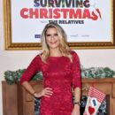 Gemma Oaten – 'Surviving Christmas with the Relatives' Premiere in London - 454 x 681
