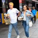 Bailee Madison – Out for a coffee in New York City - 454 x 547