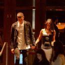Selena Gomez and Samuel Krost Leaves Sls Hotel In Los Angeles