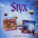 Styx - The Serpent Is Rising / Man of Miracles