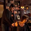 Ian Somerhalder and Lauren Cohan