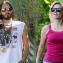 Russell Brand and Geri Halliwell - 454 x 256