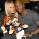 Evelyn Lozada and Chad Johnson - 340 x 234