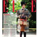 Coco Rocha Elle Spain September 2012