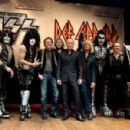 Kiss and Def Leppard announce summer tour at House Of Blues on March 17, 2014 in West Hollywood, CA - 454 x 300