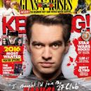 Brendon Urie - Kerrang Magazine Cover [United Kingdom] (16 January 2016)