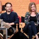 Emily VanCamp - 'Everwood'- A 15th Anniversary Reunion' speaks - 2017 Summer TCA Tour - 454 x 348