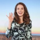 Alison Brie Jamais Entre Amis Photocall During The 41st Deauville American Film Festival