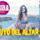Maite Perroni - El Diario Vida Magazine Cover [Ecuador] (9 December 2019)