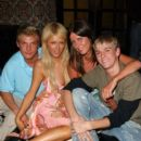 Nick Carter and Paris Hilton - 396 x 594