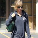 Taylor Swift leaving the gym in Los Angeles, CA (September 27)