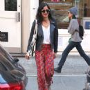 Jill Hennessy – Shopping in the East Village