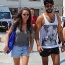 Burak Özçivit & Fahriye Evcen : out and about (August 01,  2016) - 454 x 716