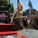 Marg Helgenberger - William Petersen Honored With Star On Hollywood Walk Of Fame, Hollywood - 03.02.2009