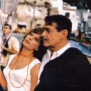 Sophia Loren and Clark Gable