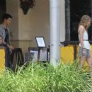 Going out with Selena Gomez and Taylor Lautner