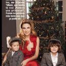 Aracely Arámbula- Hola! Magazine Mexico December 2012 - 321 x 597