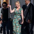 Kirsten Dunst – Visits Jimmy Kimmel Live! in Hollywood - 454 x 609