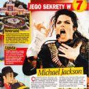 Michael Jackson - Zycie na goraco Magazine Pictorial [Poland] (21 March 2019)