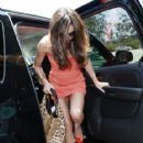 Cheryl Cole In Los Angeles