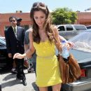Girls Aloud singer Cheryl Cole is seen in Los Angeles