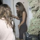 Cheryl Cole Out & About Late At Night In Hollywood