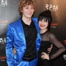 Evan Peters and Alexia Quinn