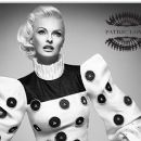Linda Evangelista for Patric Love Spring/Summer 2014 Ad Campaign