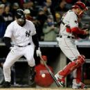 Los Angeles Angels of Anaheim v New York Yankees, Game 2