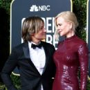 Keith Urban and Nicole Kidman : 76th Annual Golden Globe Awards - 454 x 493