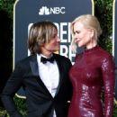 Keith Urban and Nicole Kidman : 76th Annual Golden Globe Awards - 454 x 493