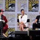 Gal Gadot- July 22, 2017- Comic-Con International 2017 - 454 x 302