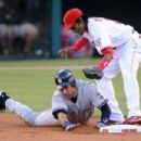 New York Yankees v Los Angeles Angels of Anaheim, Game 4