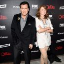 Actress Lucy Lawless attends FOX International Studios' Comic-Con Party Celebrating Robert Kirkman's New Drama