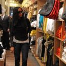 Ciara Shops At A French Connection Clothing Store